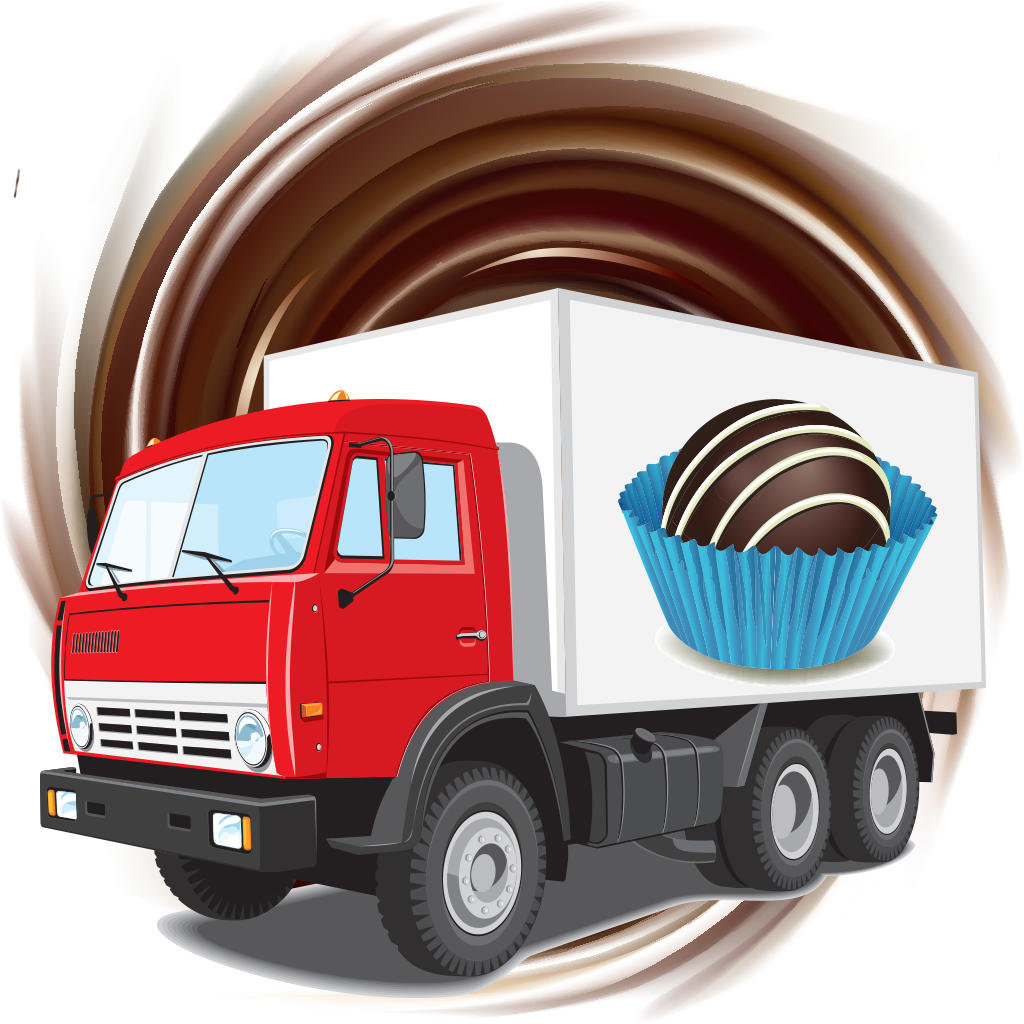 A Chocolate Donut Delivery Truck Full Version Games